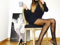 Giorgia Palmas In Collant: Ecco la foto