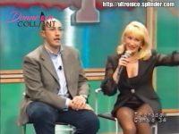 Lo storico accavallo in collant di Simona Tagli (VIDEO)