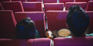 Orgia In Collant Al Cinema