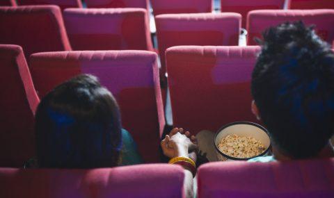 Orgia In Collant Al Cinema