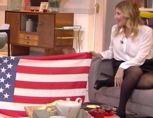 Arianna Ciampoli in Collant: un video da non perdere