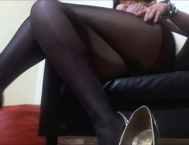 OneGreatDiva: In Webcam con i Collant!
