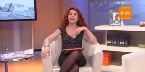 Paola Saluzzi in collant: un video da non perdere
