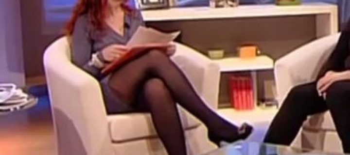 Paola Saluzzi in collant: un video strepitoso