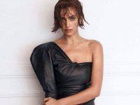 Irina Shayk bellissima in collant