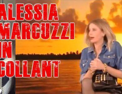 Alessia Marcuzzi in Collant: I migliori momenti TV