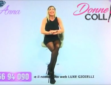 Emanuela Botto in collant: da non perdere